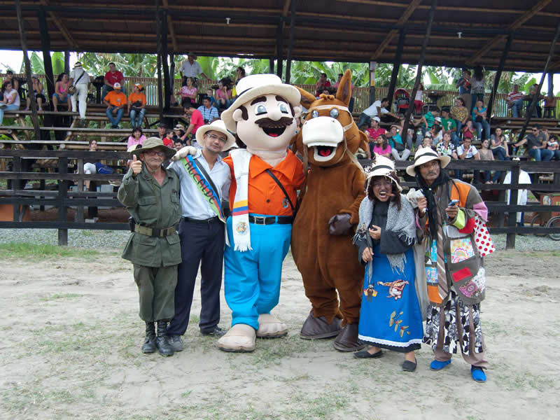 Parque Los Arrieros tradición, Cultura y Diversión en Familia