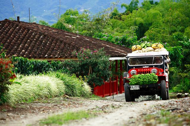 Coffee Cultural Landscape of Colombia World Heritage