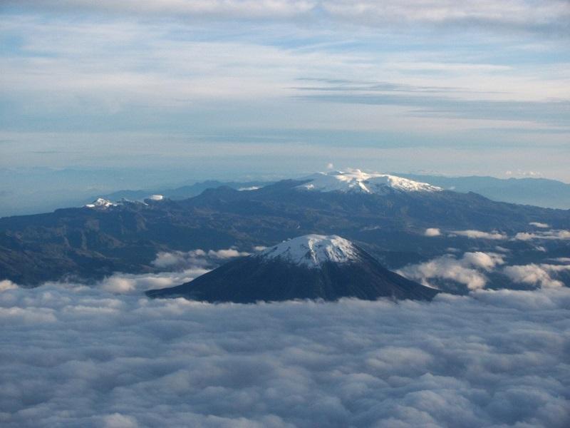 Los Nevados National Natural Park, Quindío, Colombia