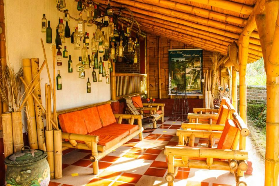 Finca tradicional en la Tebaida Quindio