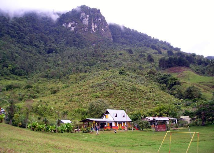 Adventure Travel Ecoparque Peñas Blancas in Calarcá Quindio