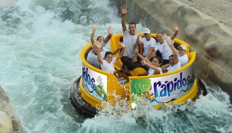 Adventure tourism in Quindío