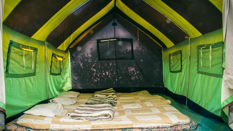 Carpas y Campamentos en el Quindíoi