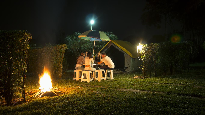 Campamentos Camping en el Quindío