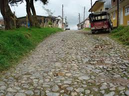 Calle del Empedrado Filandia Quindío