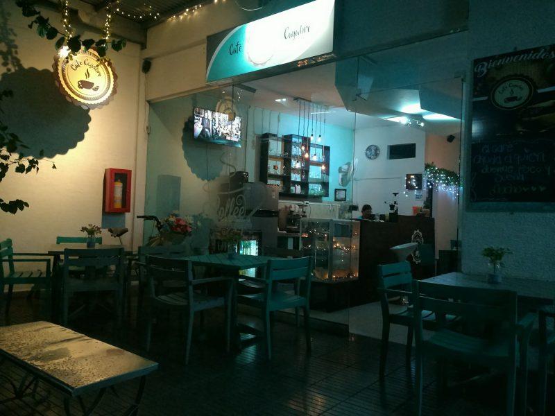 Cafe Quindio En San Diego