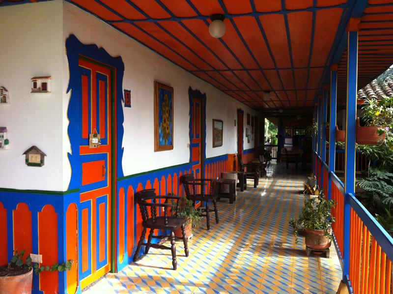Alquiler de fincas turísticas en el Quindío