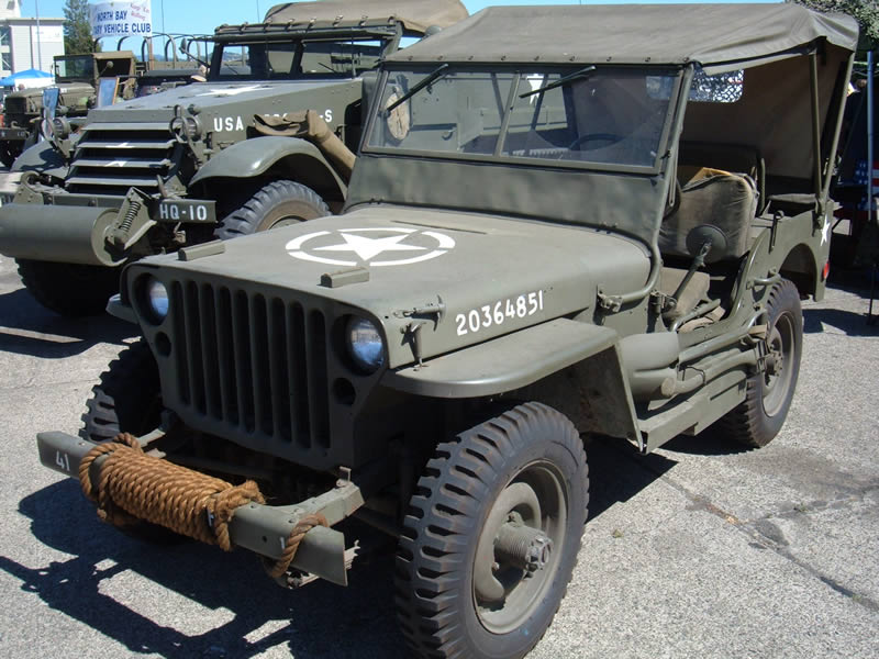 Jeep Willys MB Ford GPW