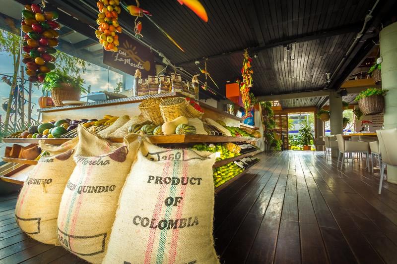 Mejores Restaurantes del Quindío Dar Papaya en Armenia