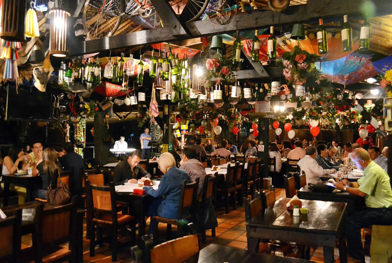 Mejores Restaurantes del Quindío El Solar en Armenia