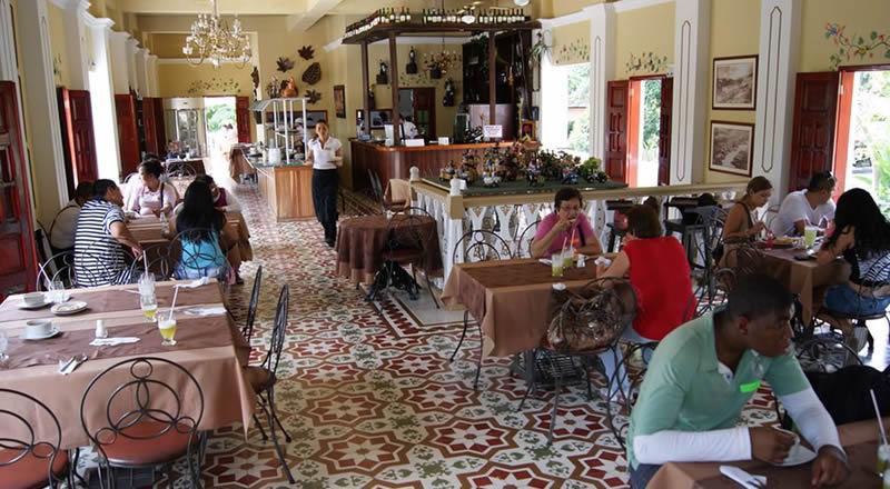 Mejores Restaurantes del Quindío Estación Gourmet en el Parque Nacional del Café