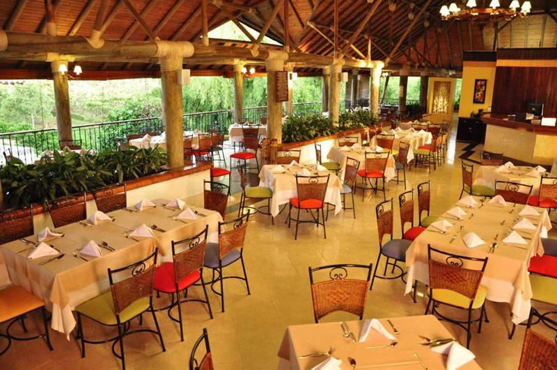 Mejores Restaurantes del Quindío Las Camelias en el Hotel Campestre Las Camelias