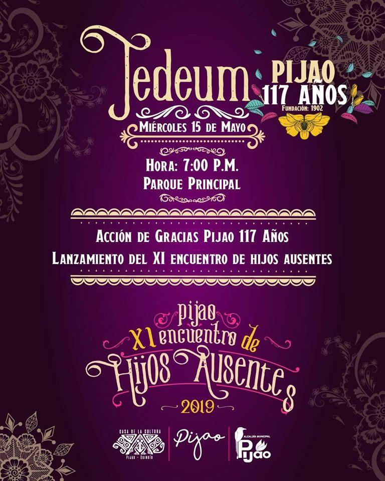 Fiestas de Pijao 2019