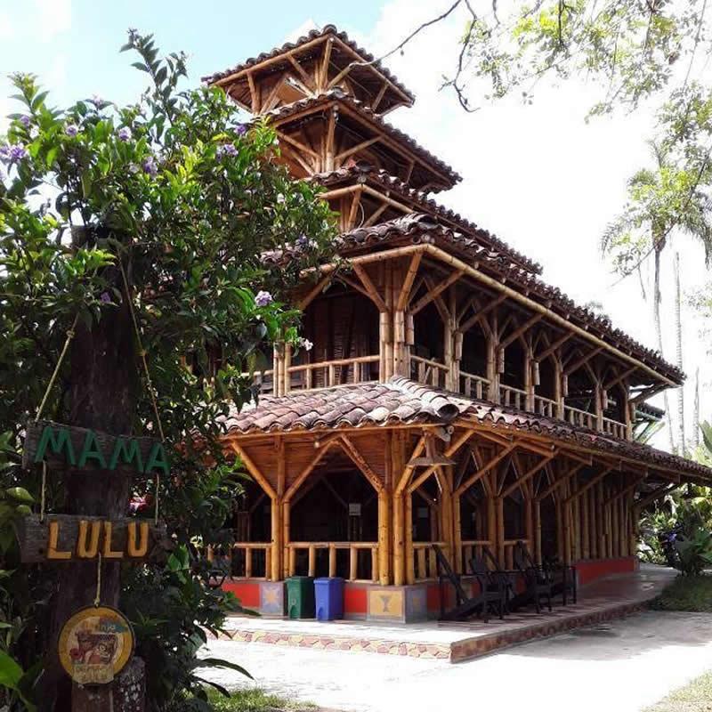 La Pequeña Granja de Mamá Lulu en Quimbaya Quindio